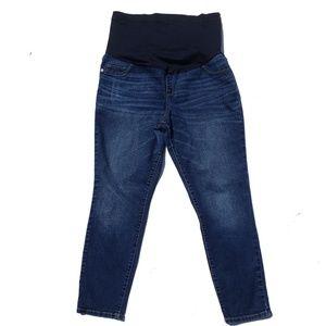 Liz Lange Maternity For Target  Jeans Size L Ankle